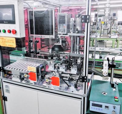 整厂自动化设备